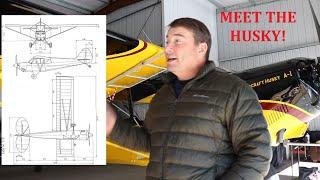 MEET THE AVIAT A-1 HUSKY!
