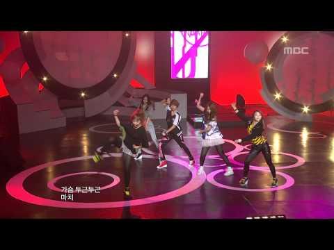 F(X) - NU ABO, 에프엑스 - 누 예삐오, Music Core 20100522