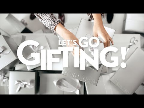 Let's Go Gifting: Love, Nordstrom