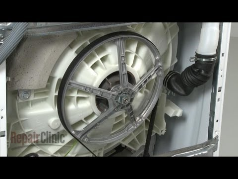 Washer Drive Belt Replacement Whirlpool Washing Machine