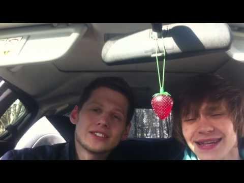 Tema Kruglov & Леша Смолин-(cover car video D'ARTY -- Золото на безымянном)