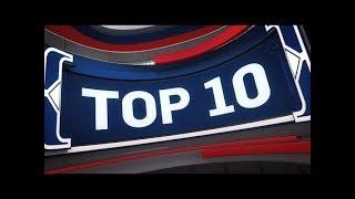 NBA Top 10 Plays of the Night   November 27, 2018