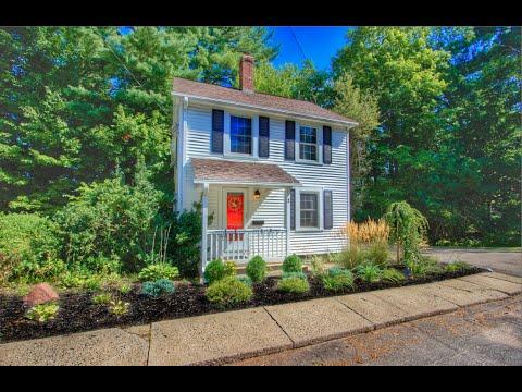 Homes For Sale ~ 2 Stebbins Brook Lane, Simsbury, CT 06070 by Black Rock Homes