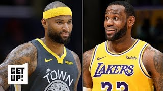 DeMarcus Cousins could easily transition to the Lakers next season – Sean Farnham   Get Up!