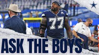 #AskTheBoys: Where'd The Depth Go? | Dallas Cowboys 2020