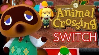 Animal Crossing  for Nintendo Switch is a Very BIG Deal!