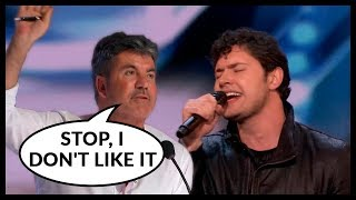 """Top 5 """"WHEN SIMON STOPS and Asks DIFFERENT SONG"""" Watch What Happens Next!"""