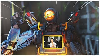 REACTING TO THE FUNNIEST APEX LEGENDS MEMES AND VIDEOS!