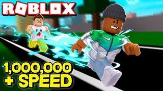 1,000,000 SPEED!! | Roblox Speed Simulator 2