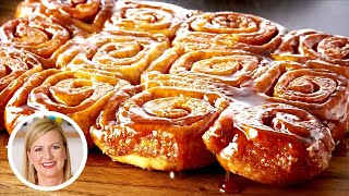 Classic Cinnamon Sticky Buns | Oh Yum with Anna Olson