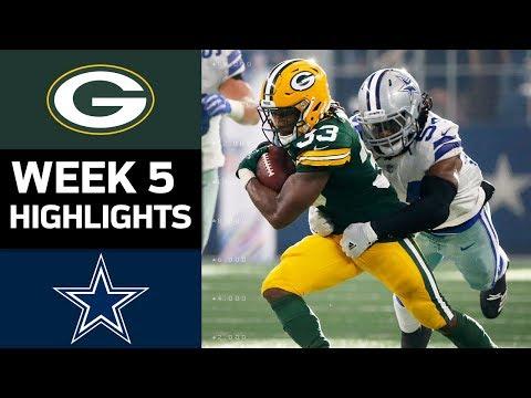 Dallas Cowboys vs Green Bay Packers