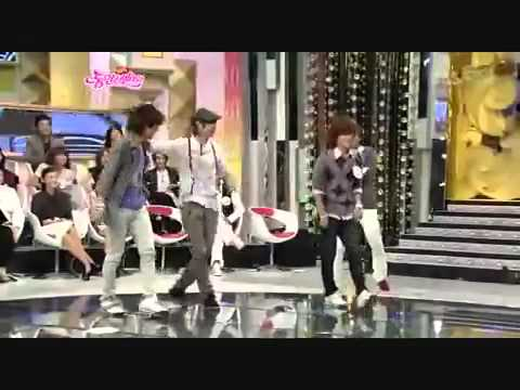 Dance Battle SJ with SHINee 091002 Chuseok Spec