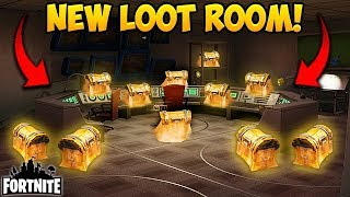 NEW SECRET LOOT ROOMS! *SEASON 4* - Fortnite Funny Fails and WTF Moments! #182 (Daily Moments)