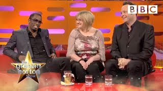 Farting On A Date: P.Diddy and Sarah Millican discuss - The Graham Norton Show  - BBC One