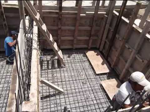 Cisterna de 20 m3 para tu casa construcci n paso a paso for Cuanto cuesta una piscina de cemento