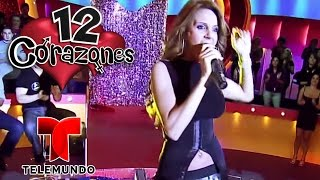 12 Hearts♎: SONIA MONROY - Bachelorette | Full Episode | Telemundo English