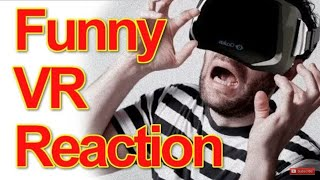 FUNNY VR Reaction by FailTube
