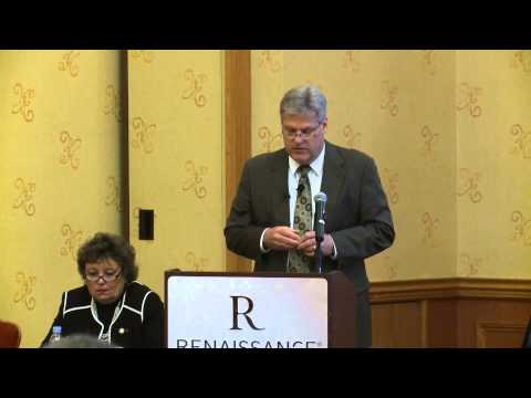 Gary Brown Introduction - Section 2 of Brady Ware & Vorys 2014 Long-Term Care Conference