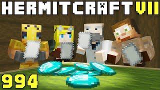 Hermitcraft VII 994 Stat Poker With Friends!