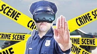 DO NOT RESIST ARREST! - Police Enforcement VR Gameplay HTC VIVE