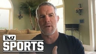 Brett Favre Says He's Not Right For Packers Job, But I Know Who Is!   TMZ Sports