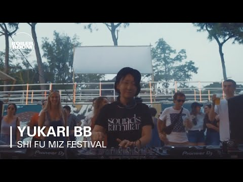 Yukari BB | Boiler Room Hong Kong: Shi Fu Miz Festival
