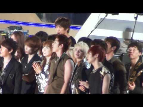 Dream Concert 110528 Ending TVXQ