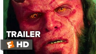 Hellboy Trailer #2 (2019) | Movieclips Trailers - YouTube