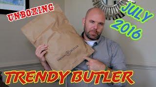Trendy Butler Unboxing July 2016