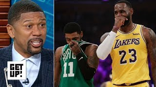 LeBron is getting a bad reputation for being toxic – Jalen Rose | Get Up!
