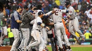 2017 ALDS Game 4 Highlights   Astros vs Red Sox ᴴᴰ
