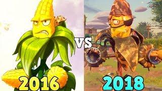 Plants vs  Zombies: Garden Warfare 2 - All 6 Super Final