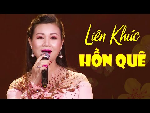 Liên Khúc Hồn Quê - Dương Hồng Loan | Best Bolero Trữ Tình 2021