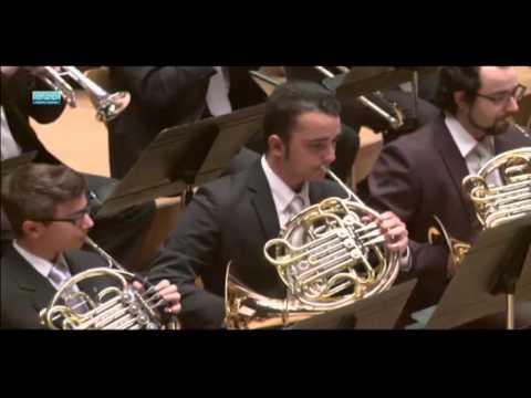 SOCIEDAD MUSICAL LA POPULAR DE PEDRALBA 'Puenteareas', de Reveriano Soutullo Otero