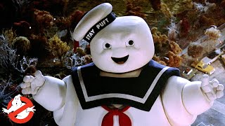 Stay Puft Marshmallow Man | Film Clip | GHOSTBUSTERS