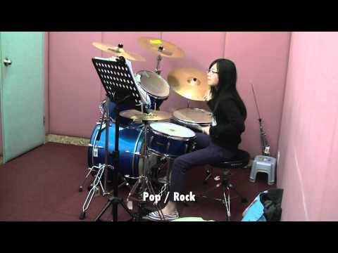 【SAMUEL WONG】Innocence -Avril Lavigne (Student- drum cover)