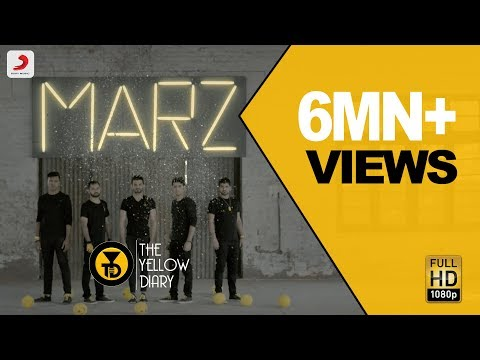 Marz - Official Video   The Yellow Diary   Latest Hit Song 2018