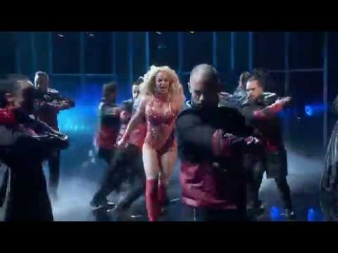 Britney Spears Live At Billboard Music Awards 2016 - Medley (Mic feed) ULTRA HD