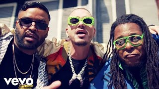 J. Balvin, Zion & Lennox - No Es Justo (Official Music Video)