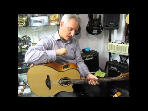 Guitar Review : Lag Tramontane T66ACE