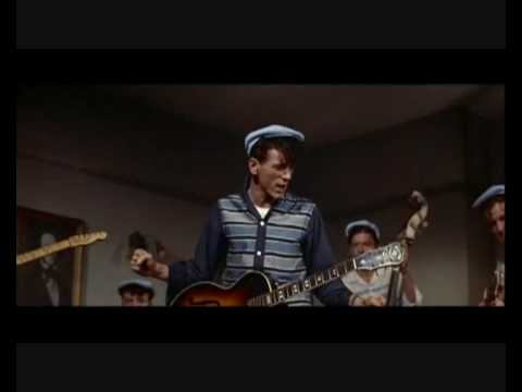 Gene Vincent And His Blue Caps: Be Bop A Lula - The Girl Can't Help It (Movie, 1956)