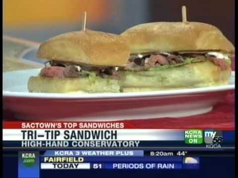 Sactown's Sandwich Cover Story on KCRA