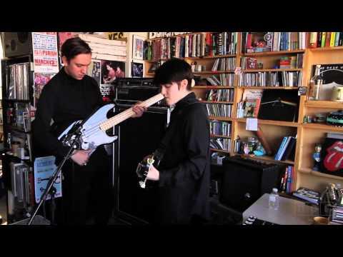 The xx: NPR Music Tiny Desk Concert