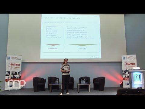 Vortrag: Wie Startups die Medienbranche verändern