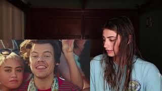 Harry Styles   Watermelon Sugar Official Video REACTION