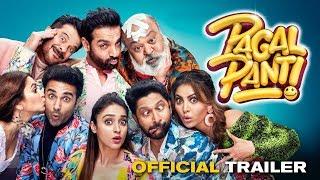 Pagalpanti Trailer - Anil Kapoor, John Abraham, Ileana..