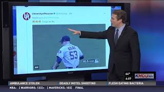 Ellen Show giving away World Series tickets in Houston