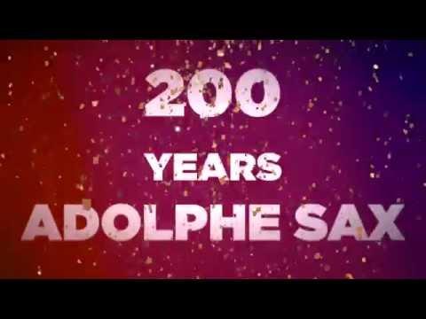 Happy birthday Adolphe Sax