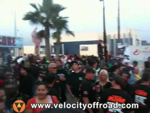 BJ Baldwin crossing 2010 Baja 500 finish line in 'STYLE'_ velocityoffroadinc.mov
