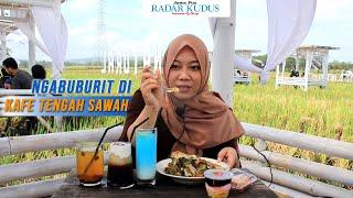 Ngabuburit di Kafe Natural yang Viral, Gimana Rasa Makanannya??? | Review Rasa dan Harga Makanan